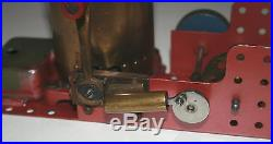 MECCANO Vertical Steam Engine! 1929-35! Excellent