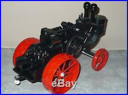 MINNEAPOLIS-MOLINE Toy Tractor Steam Engine Scale Models 1/16 Signed by Joe Ertl