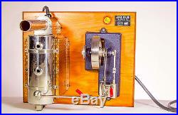 MINT RARE Jensen Model 25 Live Steam Engine 1950-60s Model