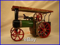 Mamod Life Steam Engine Tractor with original papers