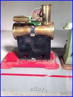 Mamod Live Steam Engine With Milling tool Vintage