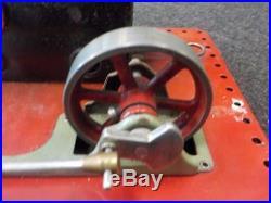 Mamod Meccano Steam Engine Stationary