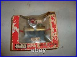 Mamod Minor 1 Stationary Steam Engine, NIB w original fuel and instructions