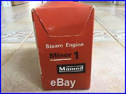 Mamod Minor 1 Steam Engine as new, never used