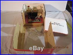 Mamod SE1A steam engine NRFB! MIB