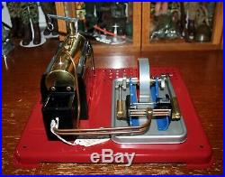 Mamod SP5 Steam Engine Made in England Unused New in the Box