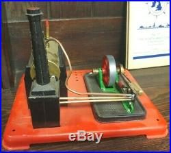 Mamod Sp4 Stationary Steam Engine Steam Toy