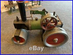 Mamod Steam Engine Road Roller SR1a Vintage