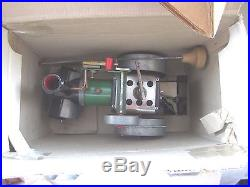 Mamod Steam Engine Road Roller SR1a Vintage 1970's With Box Made in Engalnd Rare
