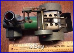 Mamod Steam Engine Road Roller Toy SR1a 1968-70's No Box