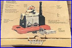 Mamod Steam Engine SP2 In Original Box Made In England Works