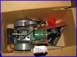 Mamod Steam Engine Steam Roller