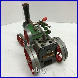 Mamod Steam Engine Tractor Model Vintage