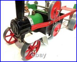 Mamod Steam Engine Tractor Wagon SW1 Green