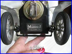 Mamod Steam Roadster Limousine. EXCELLENT CONDITION. Steam Engine