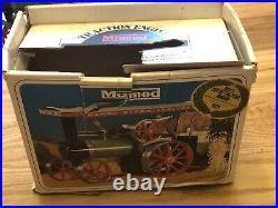 Mamod Steam Tractor T. E. La traction engine with original box Box Damaged