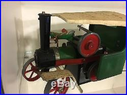 Mamod Sw1 Steam Wagon And mamod TE1A Steam Engine