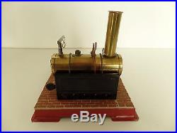 Mamod Twin Cylinder Superheated Steam Engine SE3 Fits-Meccano England Vtg MCM