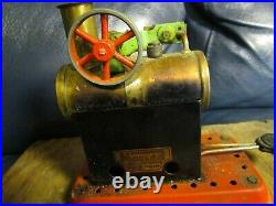 Mamod Vintage Model Boiler Steam Engine