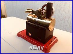 Mamod Vintage live Steam Engine, Minor 2