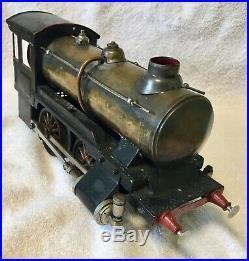 Marklin 1 Gauge Live Steam Locomotive Engine After 1910 Toy Train 10 1/2'' Long