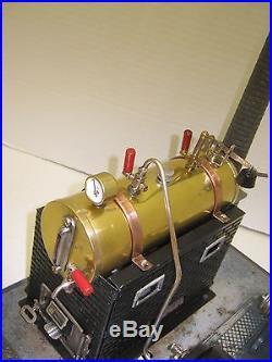 Marklin 4097 Model Steam Engine with Dynamo Restored