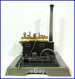 Marklin Horizontal Steam Engine Toy Vintage Model Building Accessories