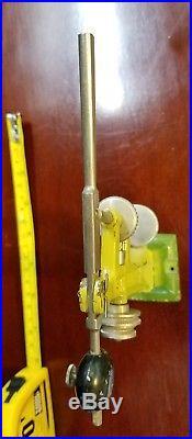Marklin Large Scale Cast Iron Steam Engine Accessory Drill Press 7 Tall