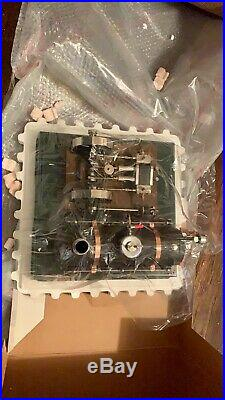 Marklin Live Steam Engine 16051. Tin Toys Germany, Never Used