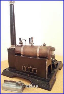 Marklin Märklin 4137 5 1/2 Dampfmaschine Live Steam Engine Tin Toys Vapeur Vapor
