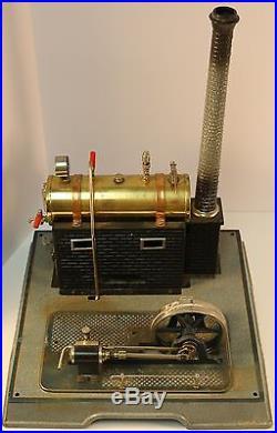 Marklin Steam Engine