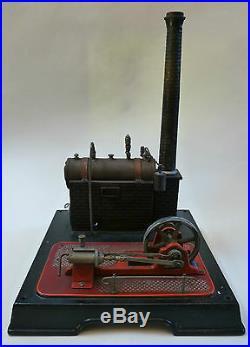 Märklin Steam Engine Heißluftmotor Toy um 1925