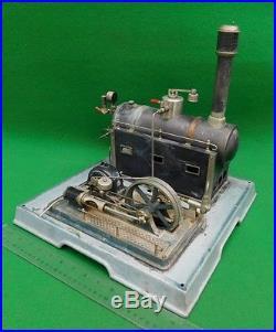 Marklin Toy Steam Engine / Boiler & Electric Dynamo / Motor
