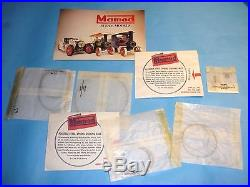 Meccano/Malins SP3 steam engine, excellent condition, boxed, from 1979