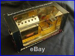 Meccano Steam Engine, Complete with Box, Burner & Funnel, Very Good Condition