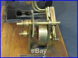 Mersey steam engine- Vintage British made