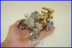 Metal Gear version Steam Engine Model Car