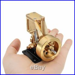 Microcosm G-1 Steam Engine Physics Model Gift Collection Science Developmental T
