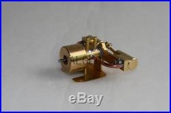 Microcosm M28 Mini Two-cylinder Steam Engine Live steam