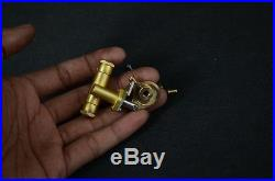 Microcosm M5 Live Steam boiler feed pump for Twin Cylinder Steam Engine
