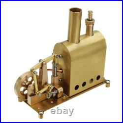 Microcosm M89 Mini Stirling Engine Steam Motor Boiler Model DIY Educational Toy
