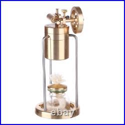 Microcosm Mini Stirling Engine Steam Motor Cylinder Boiler Model Educational Toy