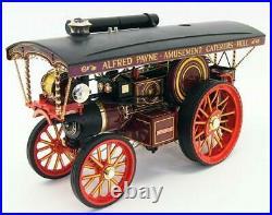 Midsummer Models 1/24 Scale MSM002 Burrell Showmans Engine White Rose