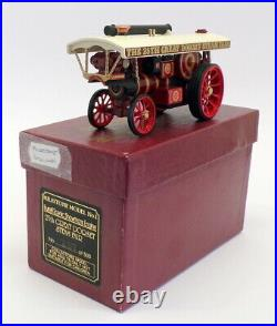 Milestone Models 1/58 Burrell Scenic Showmans Engine Dorset Steam 25th