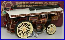 Milestone Models 1/58 White Metal Burrell Scenic Showman's Engine Lord Lascelles
