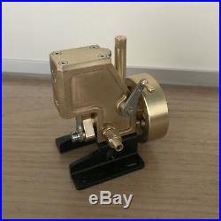 Mini Live Steam Engine Model Toy DIY Boat Car Power Generator Motor Single Cylin
