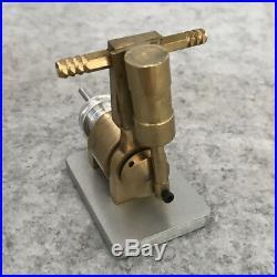 Mini Live Steam Engine Motor Micro Boat Car Model DIY Power Generator Motor Toy