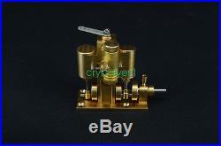 Mini Twin Cylinder Steam Ship Engine Educational Toy Teaching Model M36 C AU