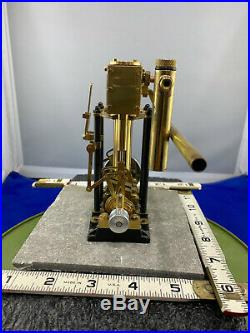 Model Marine Steam Saito T2DR-L Steam Engine NEW Out of Box