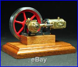 Model steam engine Danni premilled material kit